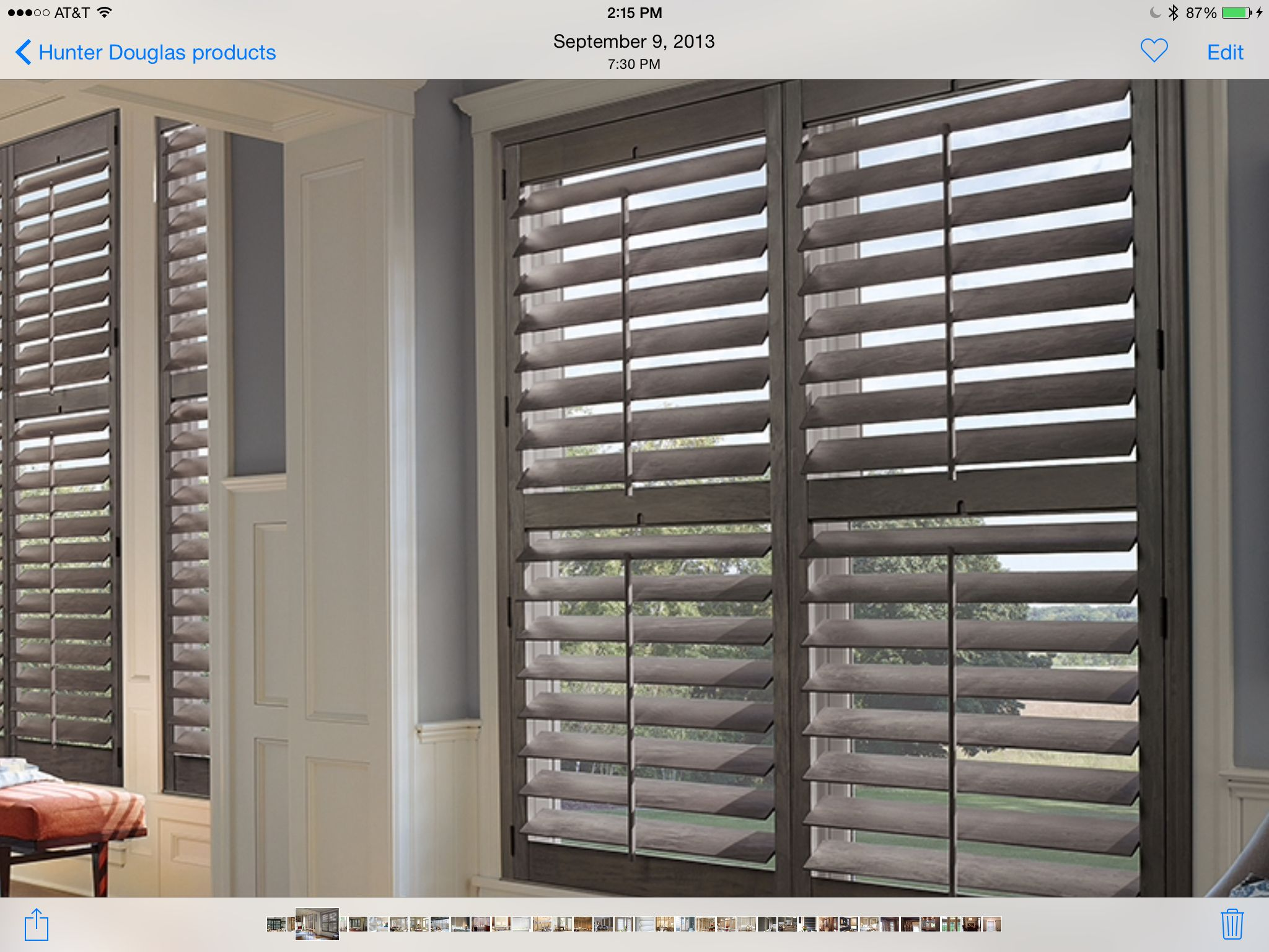 Double Hung Shutterrs Shutters By Fresh Twist Pinterest Shutters Blinds And Norman Shutters