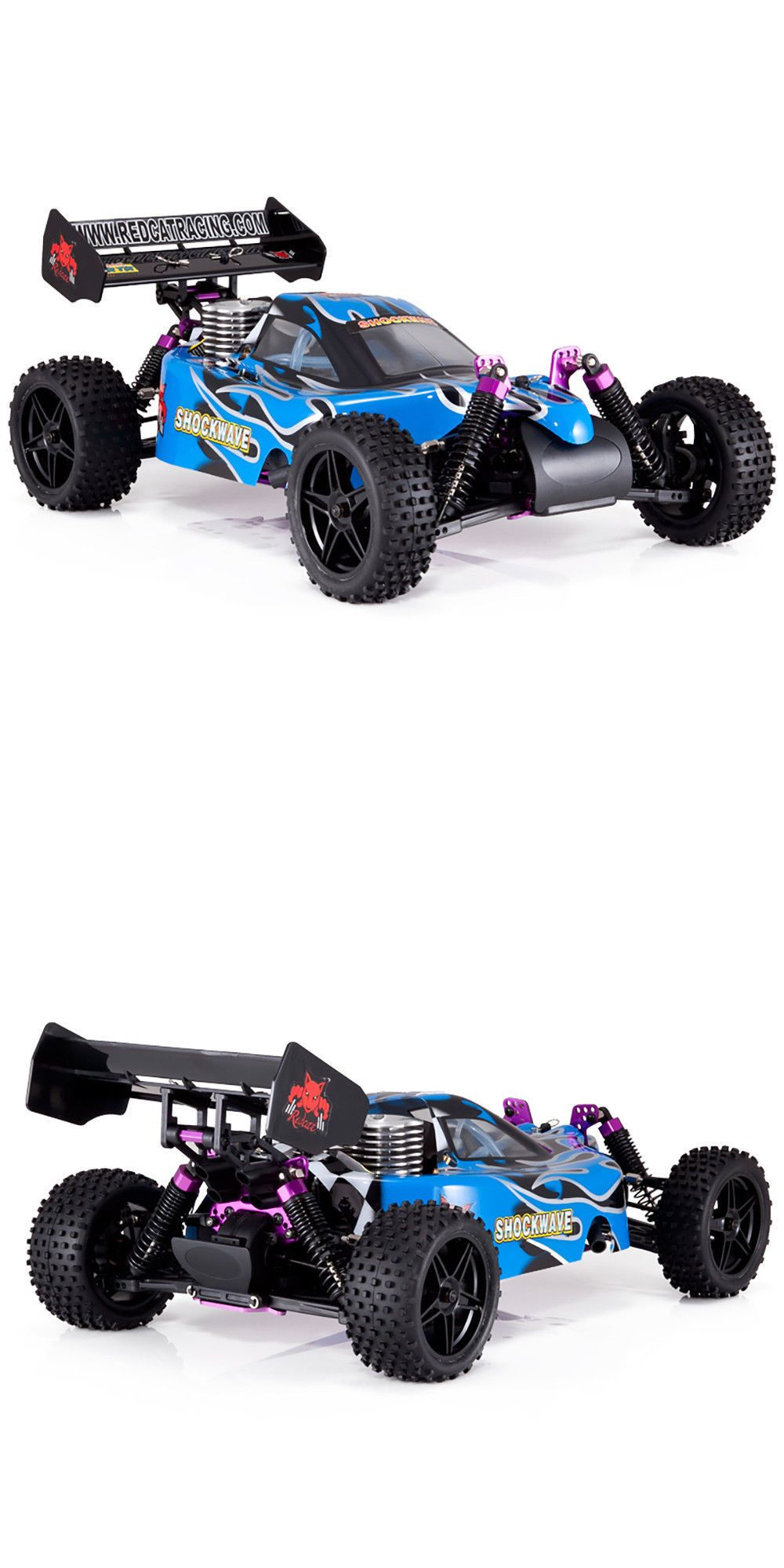 Rc Model Vehicles And Kits 182181 Redcat Racing Shockwave 1 10
