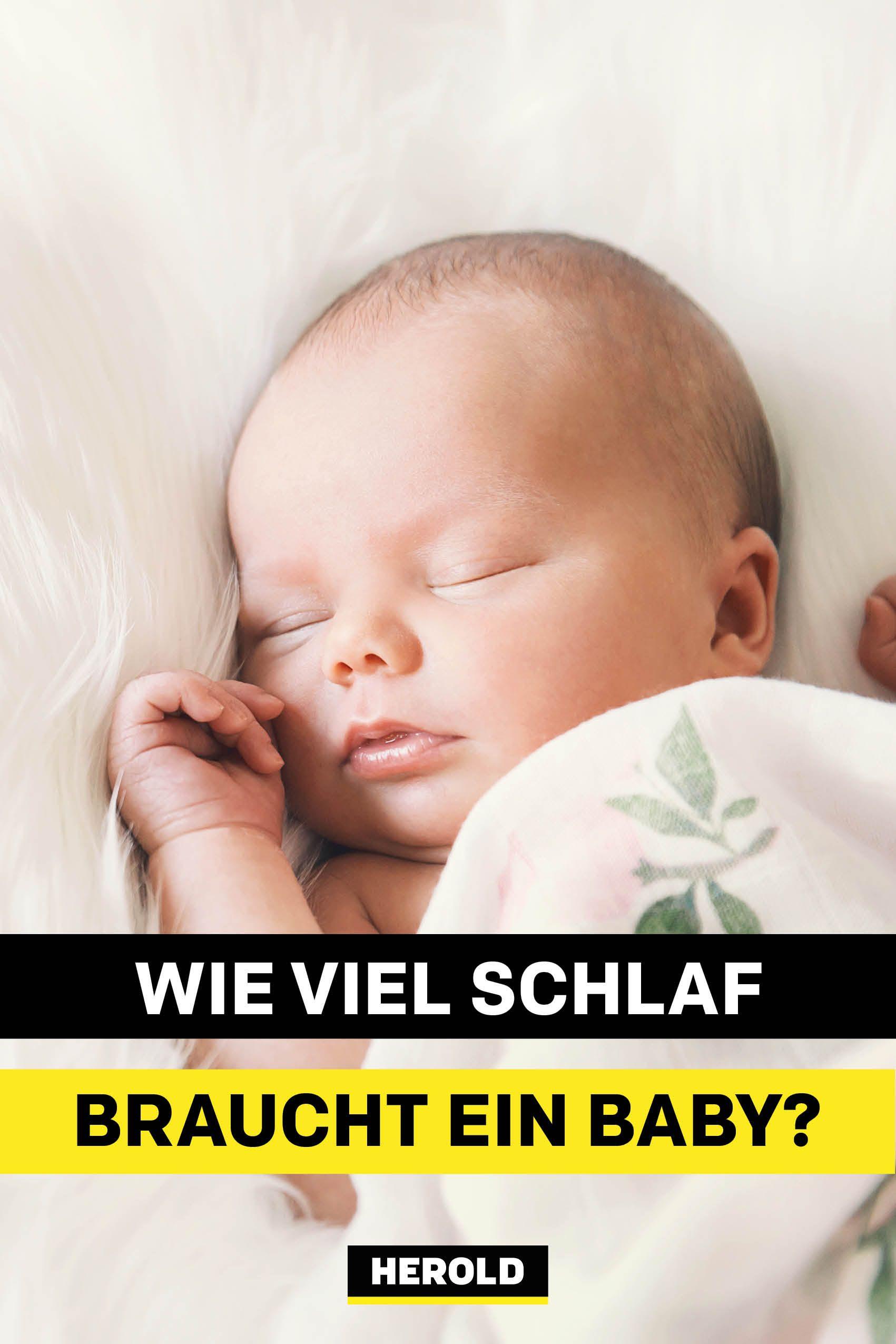 Wie viel Schlaf brauchen Babys (mit Bildern) | Schlaf baby