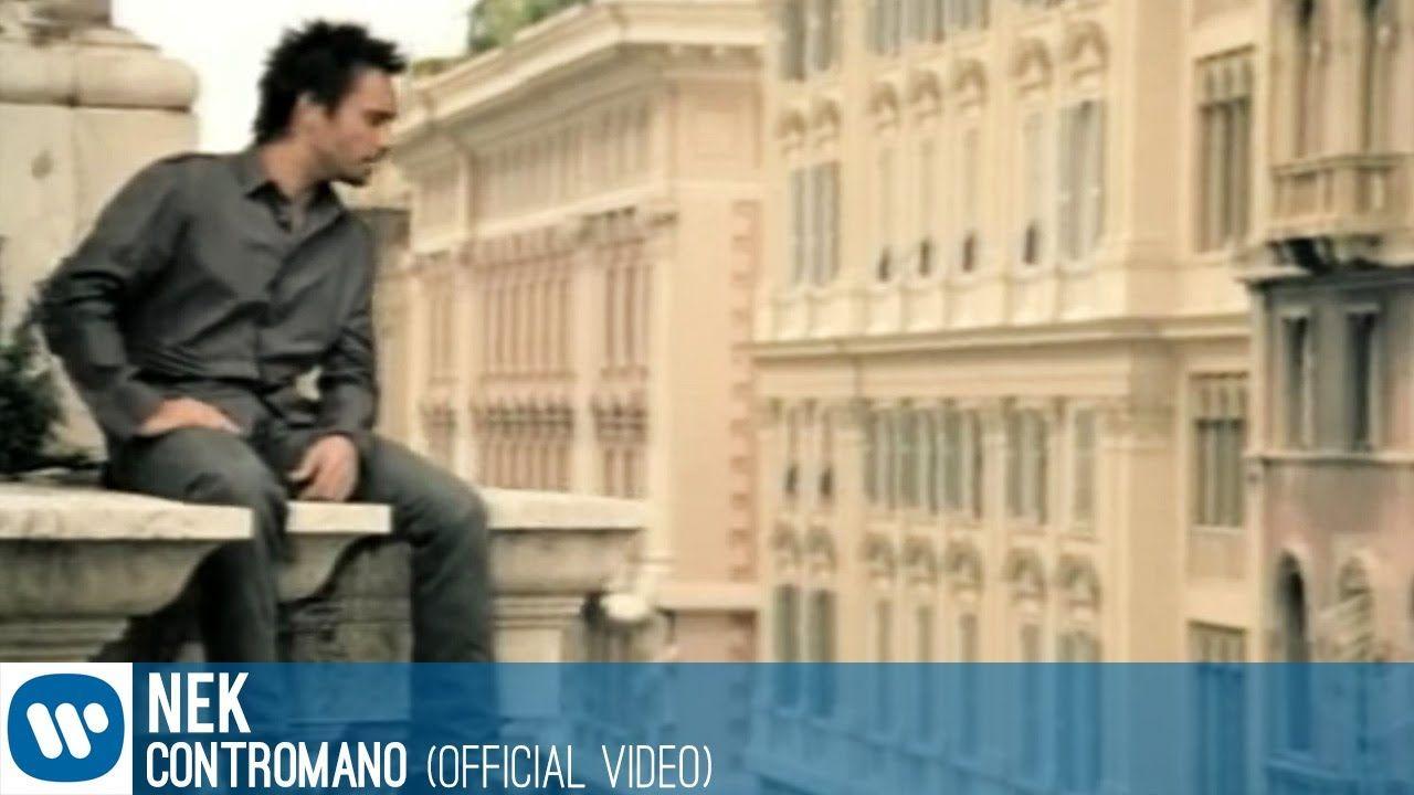 Nek - Contromano (videoclip)