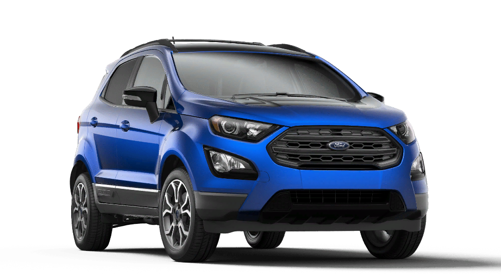 2020 Ford EcoSport Build & Price в 2020 г