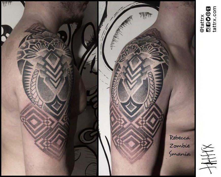 Rebecca Smania, La Malafede Tattoo | Conegliano, Italy