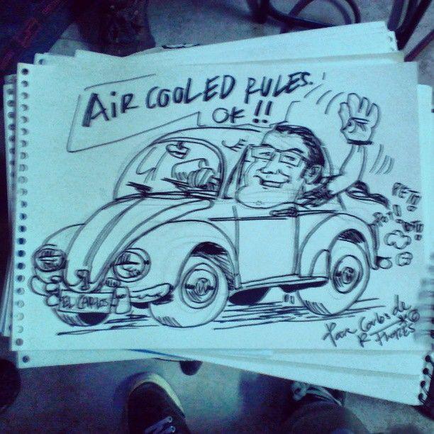 Instagram Photo By Roberto Flores Yoldi Via Ink361 Com Quick Drawing On Cardboard Vw Beetle Beetle Drawing Vw Beetles Beetle