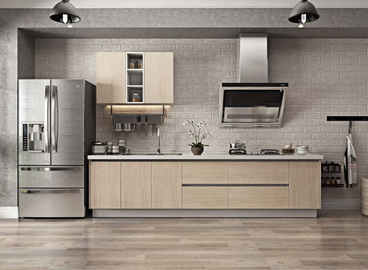 Image result for kitchens with melamine cabinets ...