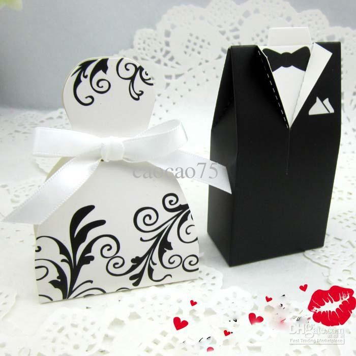 Envelope Box Wedding And You Can Have The Best One Black Decorative Pattern Favor Bo Gift Paper Bags Candy Bridal Gown Dress Groom S