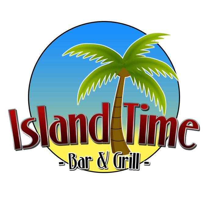 Help Island Time Bar and Grill with a new logo by creARTive design