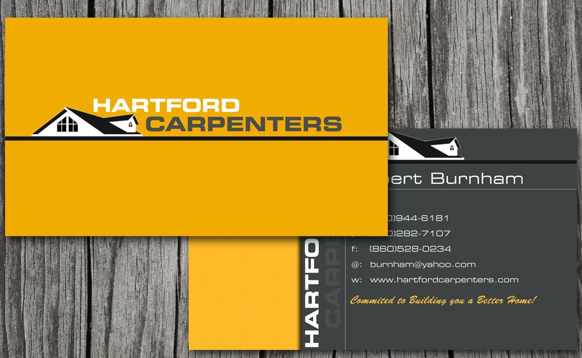 carpenter business card - Google Search   Logo Ideas   Pinterest ...