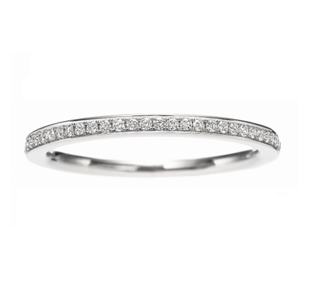 Belle by harry winston wedding band brilliantly in love belle by harry winston wedding band junglespirit Image collections