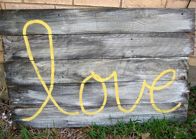 """""""love"""" this sign."""