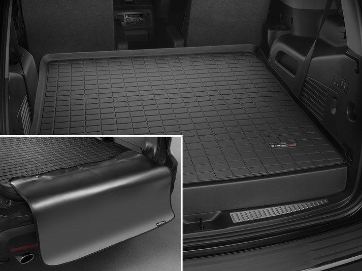 2015 Ford Edge Weathertech Custom Cargo Liners Cargo Mat