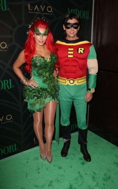 The Best Worst and Most Awkward Couples Halloween Costumes! super hero halloween costume idea for couple  sc 1 st  Pinterest & The Best Worst and Most Awkward Couples Halloween Costumes ...