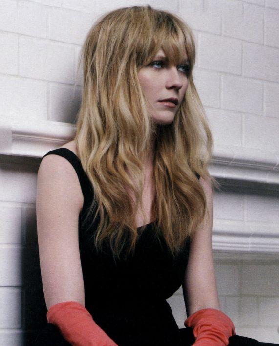 Perfect Hair Hairstyles With Bangs Kirsten Dunst Hair