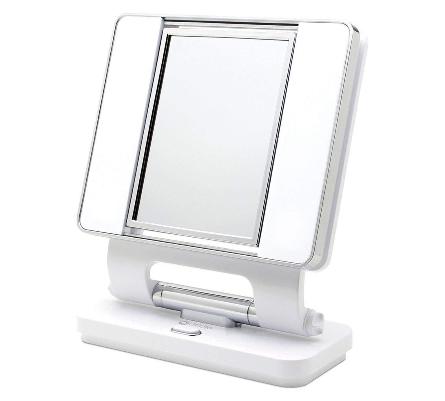 Ottlite Illuminated Natural Make Up Mirror Bathroom