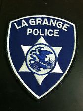 La Grange Il Ebay Police Patches Police Support Police Officers