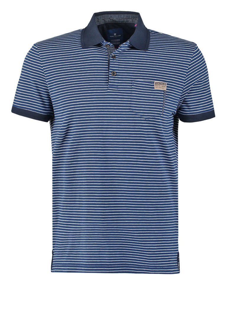 TOM TAILOR Polo - estate blue - Zalando.es