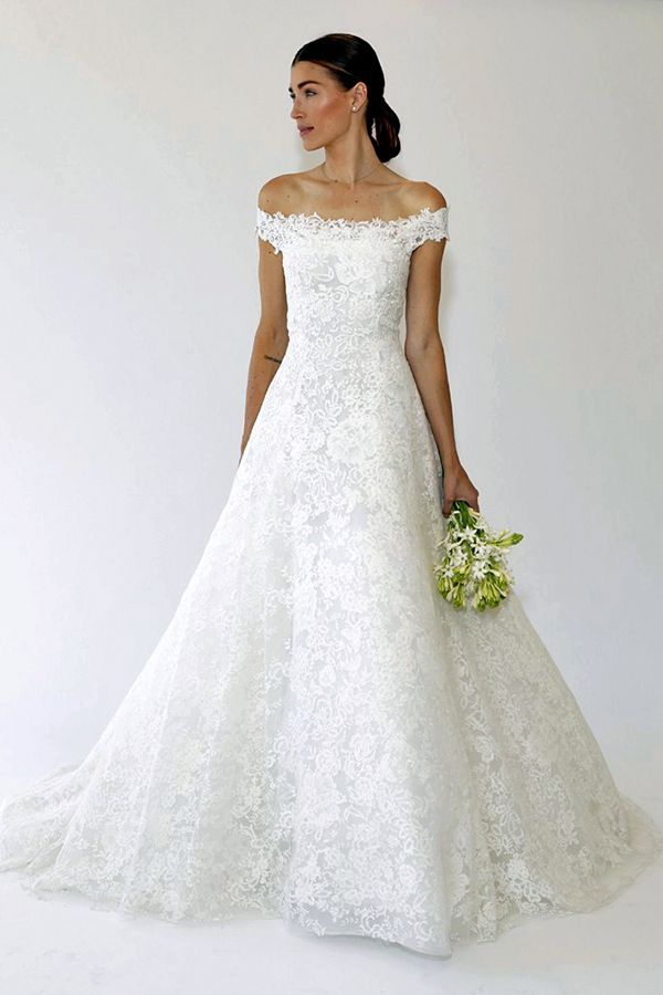 The Best Of Bridal Fashion Fall 2015 Off Shoulder Wedding Dress Wedding Dresses Lace Wedding Dress Styles