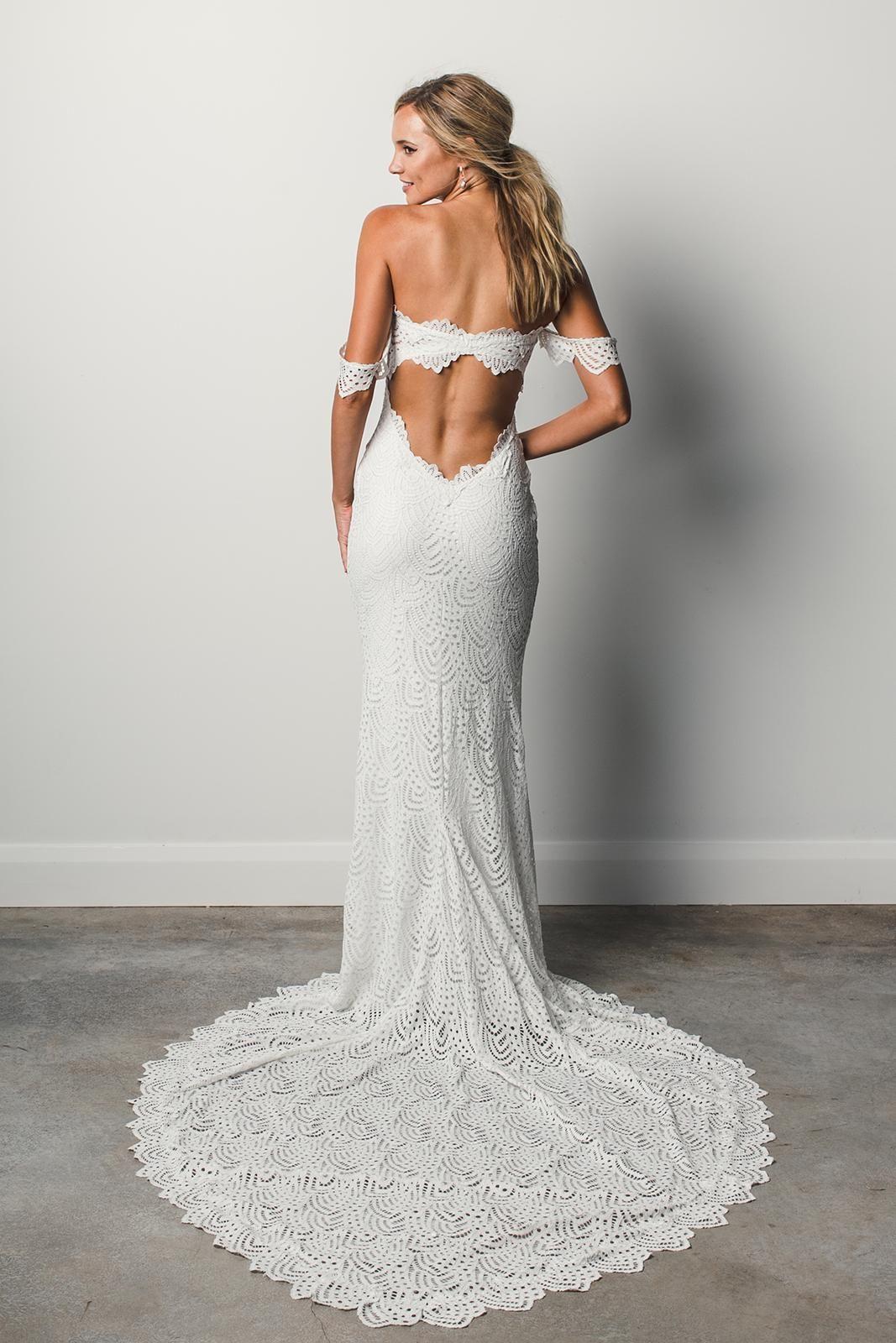 Paloma Boho Wedding Dresswedding