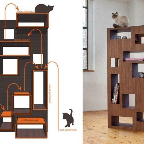 design cat trees - Google Search  Modern cat furniture, Diy cat