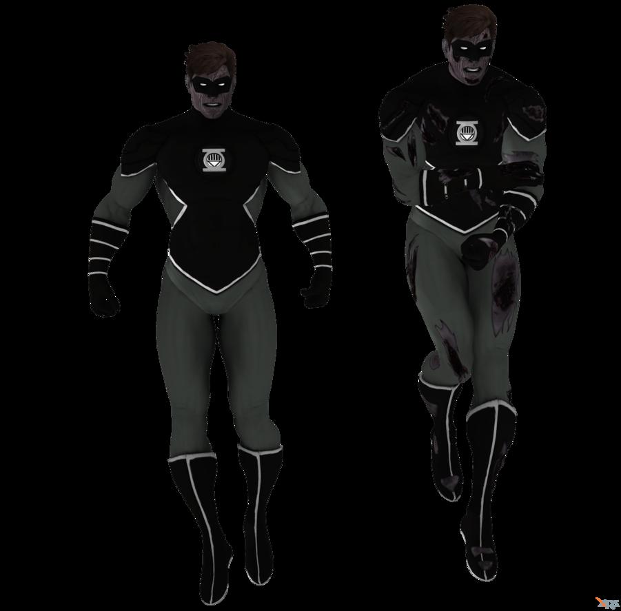 Injustice Gods Among Us Black Lantern By Ogloc069 On Deviantart Black Lantern Green Lantern Hal Jordan Black
