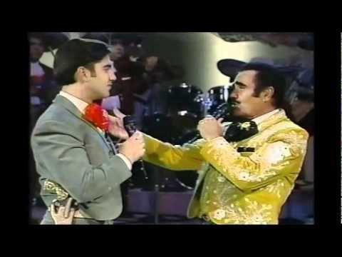 Vicente Y Alejandro Fernandez Que Pregunta Muchacho Alejandro Fernández Vicente Fernández Music