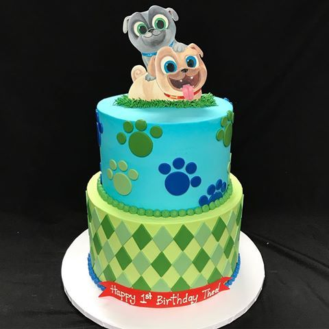 Pin by Patricia Brock on Puppy Dog Pals Birthday Puppy