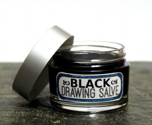 Natural Homemade Black Drawing Salve Recipe Black Drawing Salve Salve Recipes Natural Home Remedies