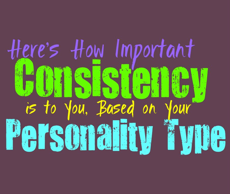 Why Is It Important To Know Your Personality Type