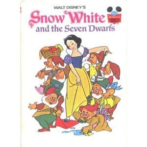 SNOW WHITE (Disney's Wonderful World of Reading)