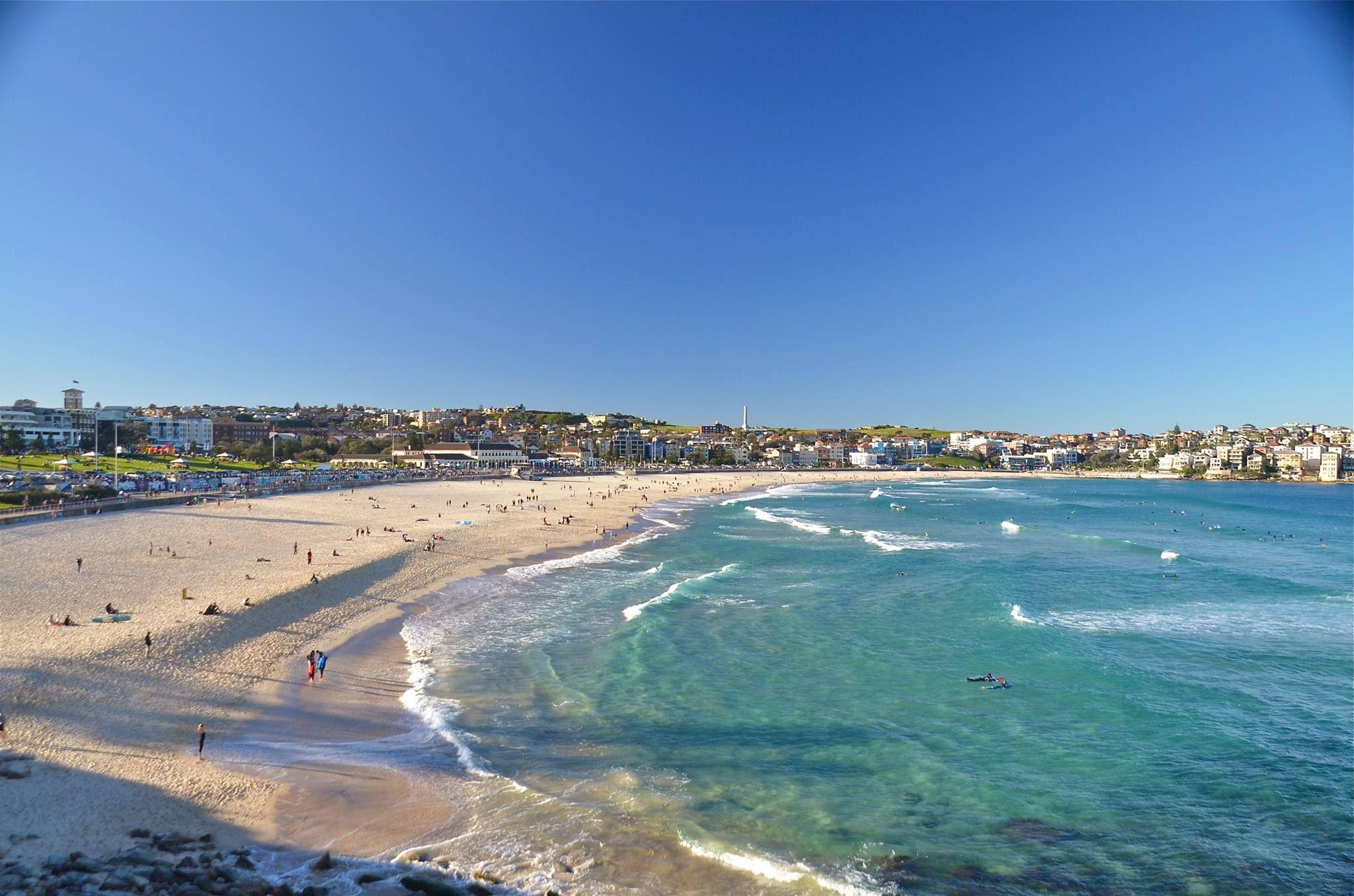 Bondi Beach, New South Wales, Australia   Bondi beach ...