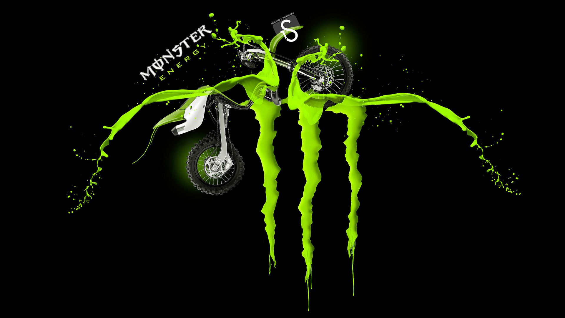 HD Monster Wallpapers Download Free