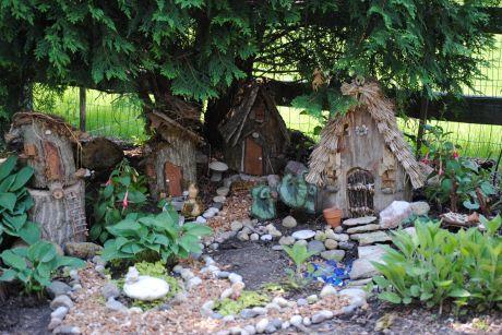 Fairy House Workshops Geneva News Photos And Events
