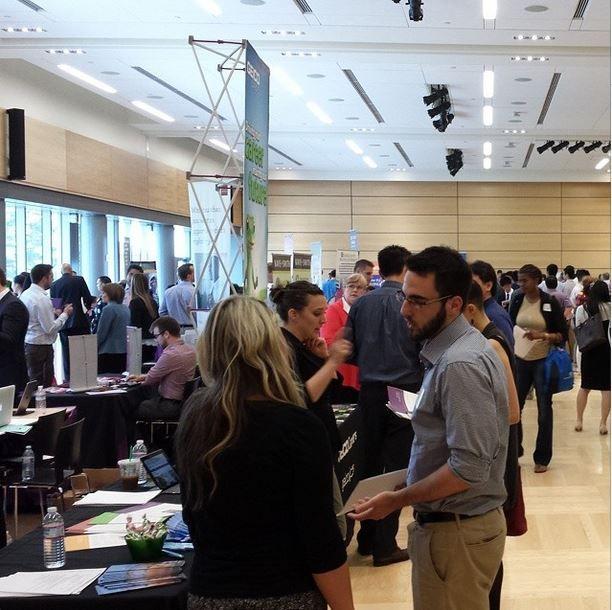 20 Recruiting Events At Uw Ideas Recruitment Career Career Fair Tips