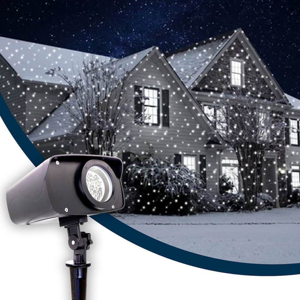 Night Stars White Laser Light Projector With Images Laser Lights Projector Star Projector Light Laser Christmas Lights