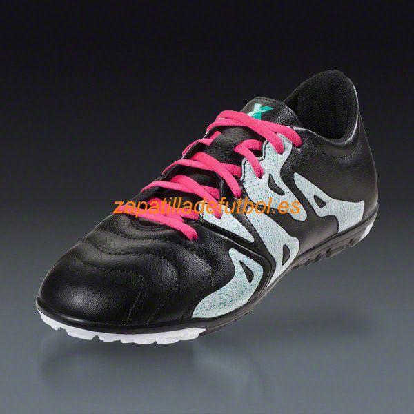 pretty nice a6461 e5c7e ... zapatos de soccer sala adidas messi 15.3 tf amarillo  59 de descuento  tacos de futbol para moqueta adidas x 15.3 tf negro rosa choque