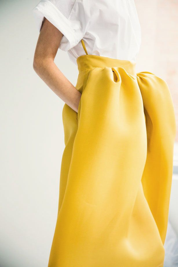 DELPOZO S/S14 by Jamie Beck and Kevin Burg