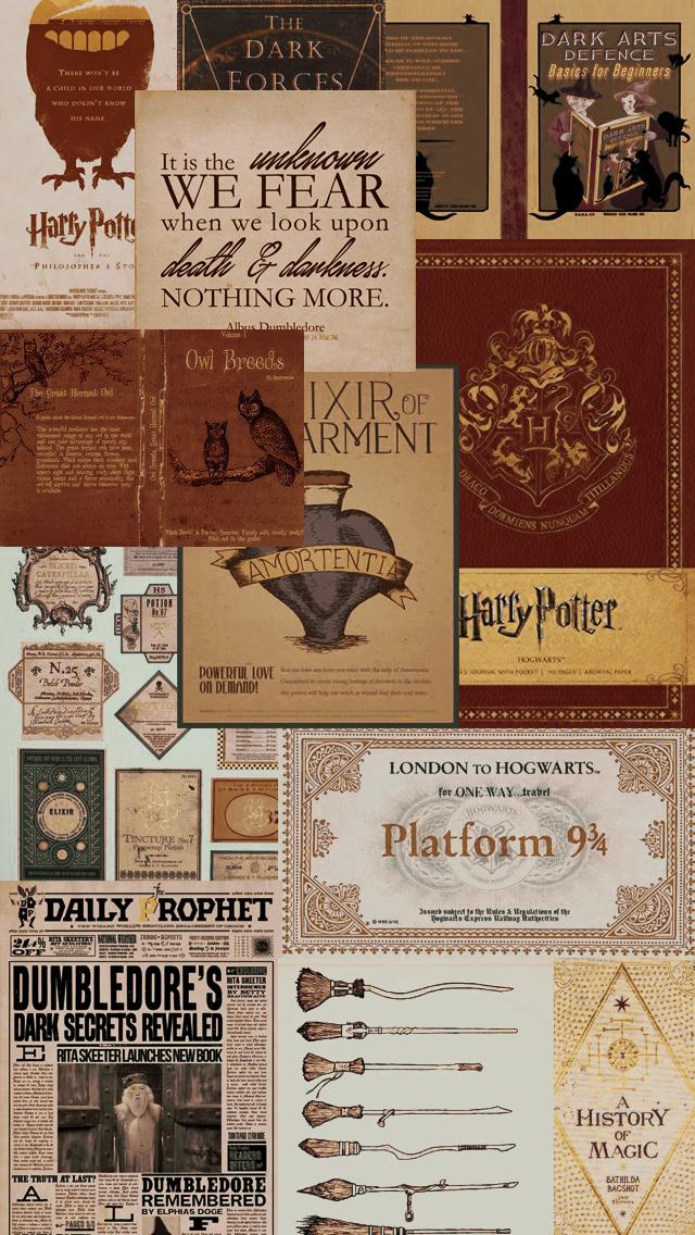 Hiatus Harry Potter Wallpaper Harry Potter Aesthetic Harry Potter Background