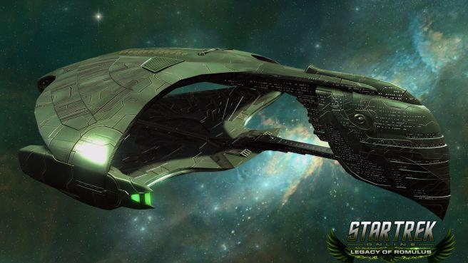 D'deridex Warbird Battle Cruiser
