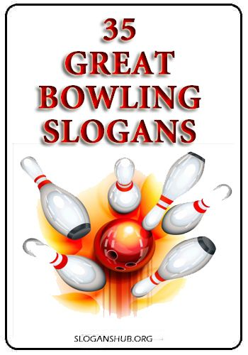List of 35 Great Bowling Slogans | Bowling, Bowling quotes ...