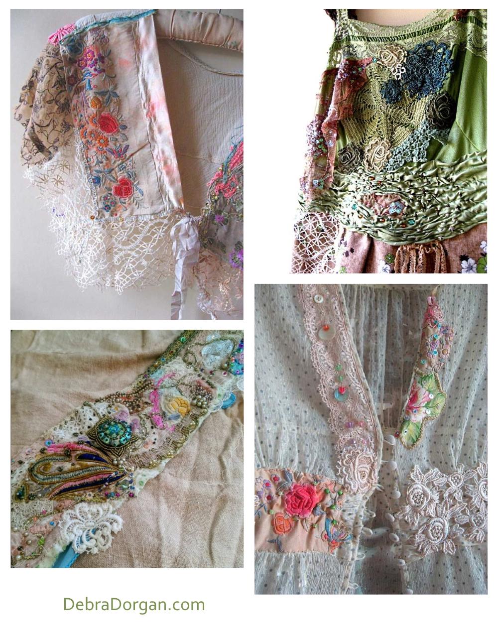 Textures and Textiles by Debra Dorgan - AllThingsPretty on Etsy. Australia