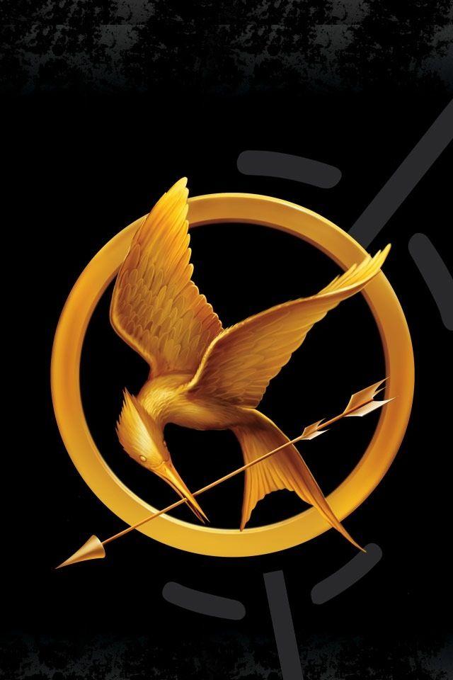 Mocking Jay Pin Game Wallpaper Iphone Hunger Games Games