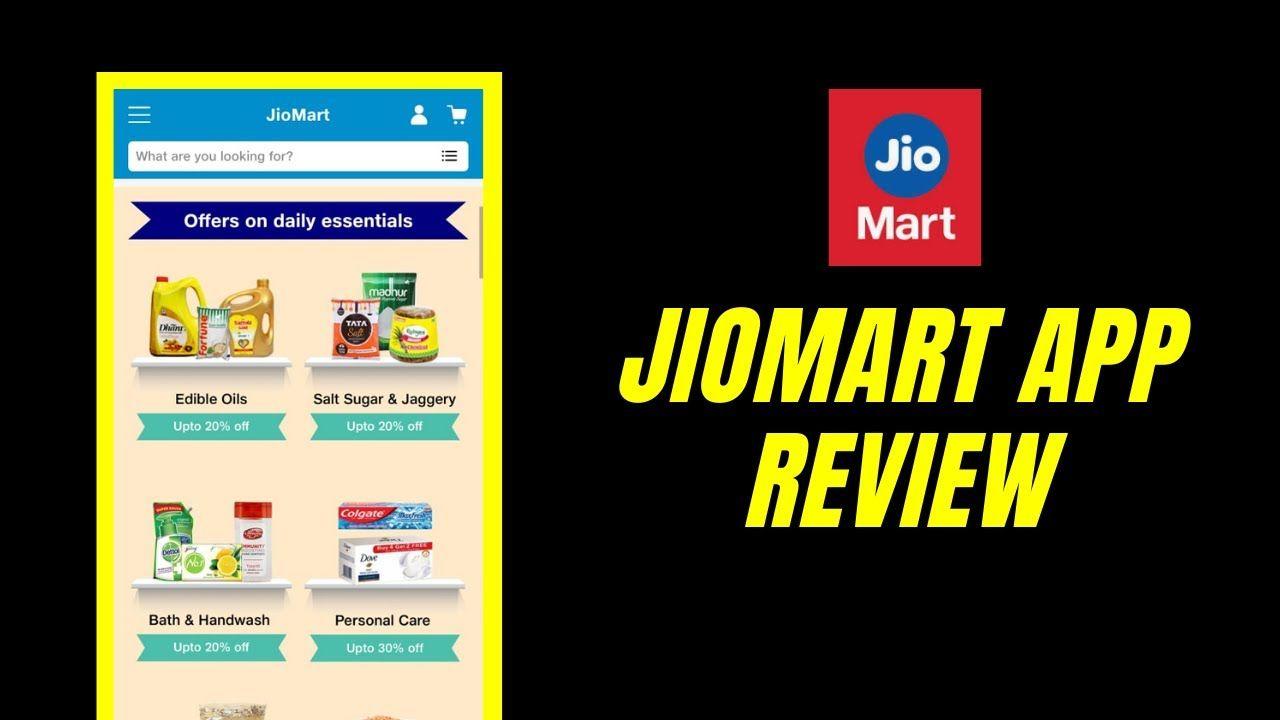 JioMart App Review in 2020 App, App reviews, Edible oil