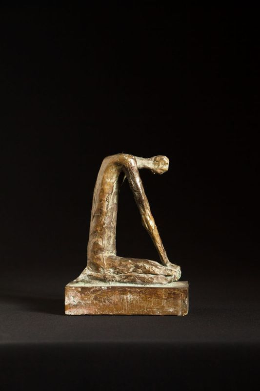 The Last Winner By Gevorg Tadevosyan Sculpture Subject People And Portraits Expressive And Gestural Style One Of A Sculptures For Sale Bronze Sculptures