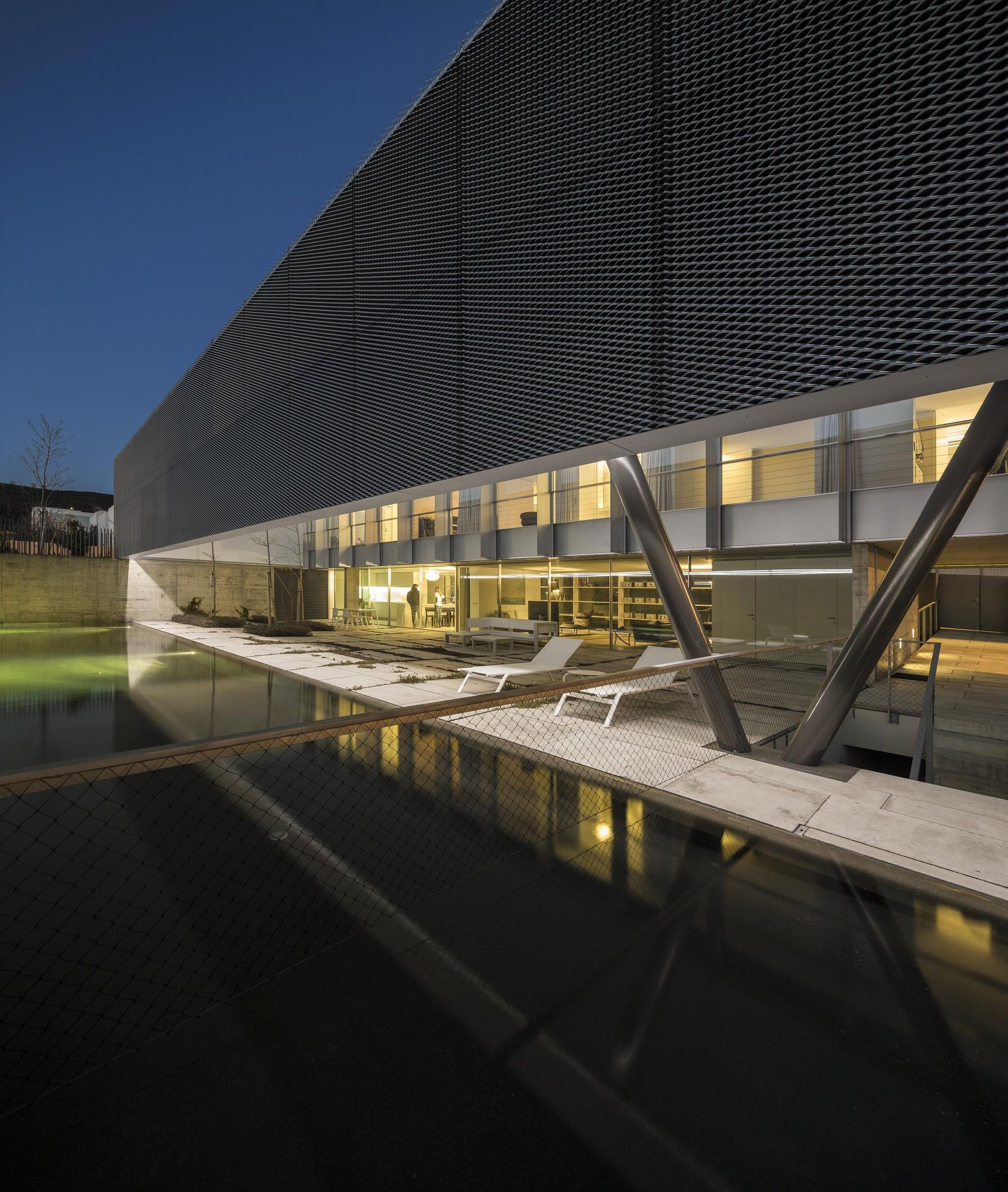 Utopia Villa / Gonçalo Byrne Arquitectos - Portugal