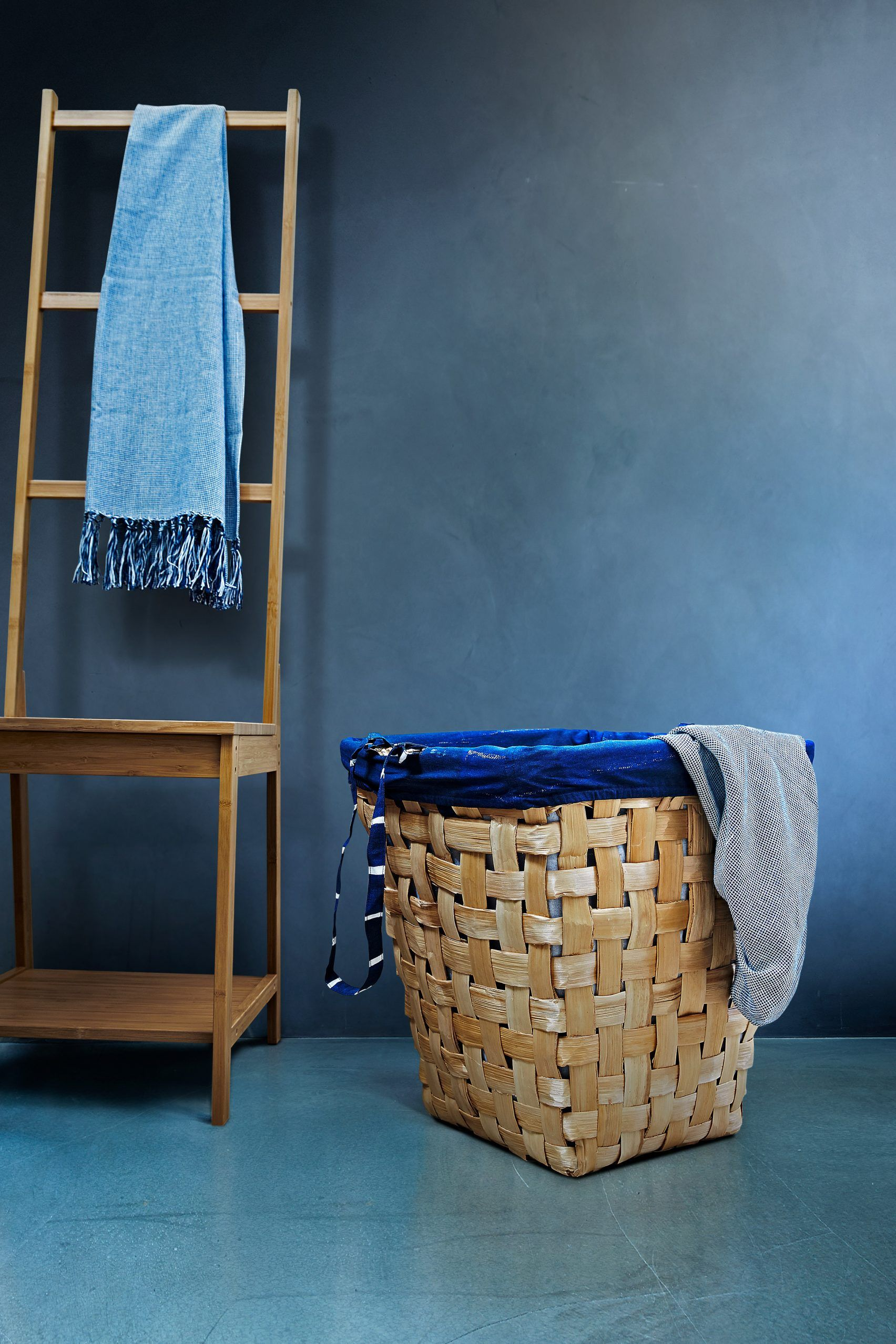 Ikea's new line of indigo goods is made by Indian artisans
