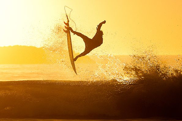 Central California. Photo: Burkard #SURFERPhotos #SURFER