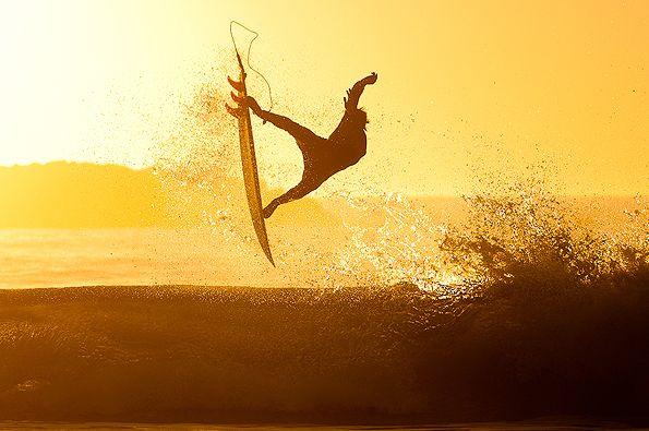 Central California. Photo: Burkard #SURFERPhotos #SURFER