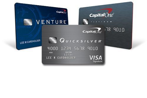 best capital one credit cards  compare  apply  capital