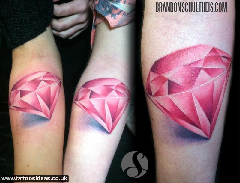 Photo of Tattoos Women's Weekend – Diamonds Best Friends
