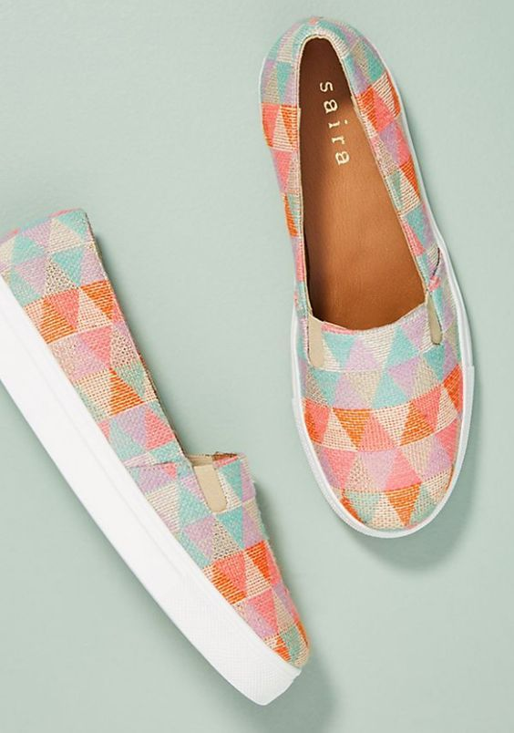 20 Flat Shoes Every Girl Should Have - Women Shoes Styles & Design 17