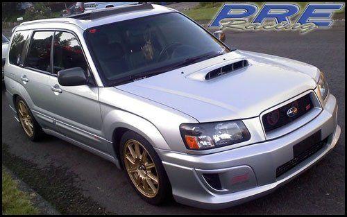 Subaru Jdm Sti Hood Scoop 2002 2003 Subaru Wrx 2003 2008 Subaru